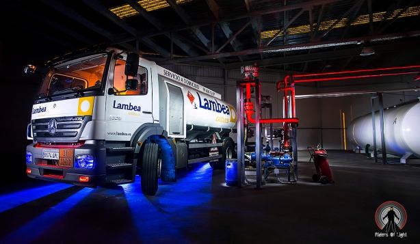 Lambea Camión gasóleos web logo