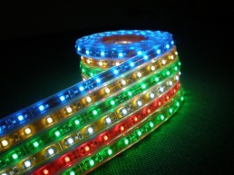 led colores