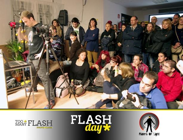Riders of Light en Flash Day web