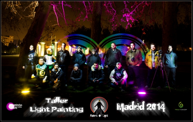 Foto grupo Taller LP Riders of Light WEB