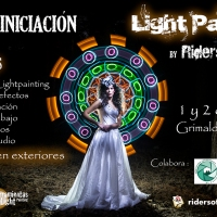 2014 Workshop Light painting Grimaldo (Cáceres)