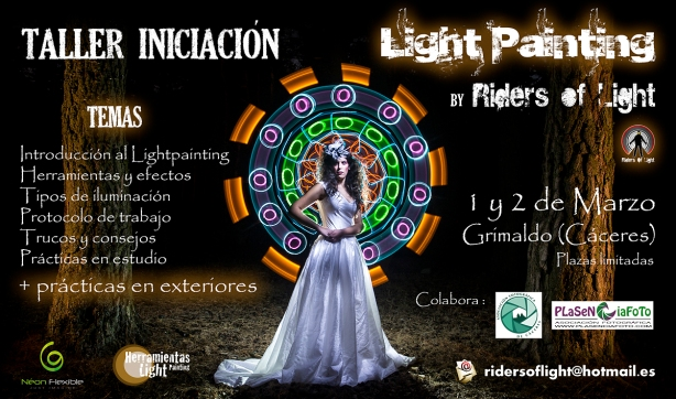 Cartel Riders Taller LP Cáceres Marzo 2014 WEB