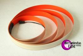 The tape 2cm Naranja