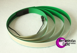 The tape 2cm Verde
