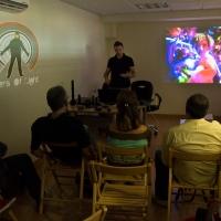 2014 Workshop Spain Art Open House Salamanca