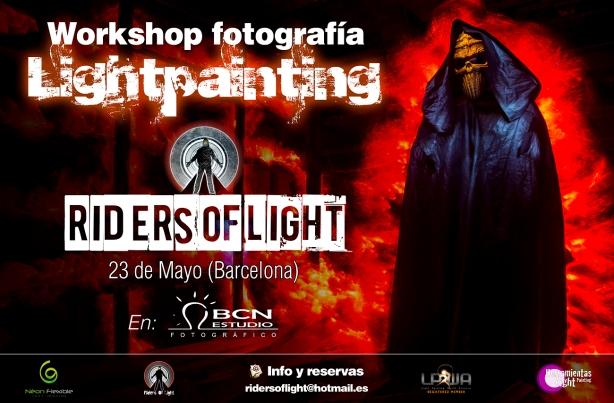 Cartel Workshop Barcelona