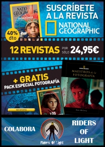 National Geographic riders of light