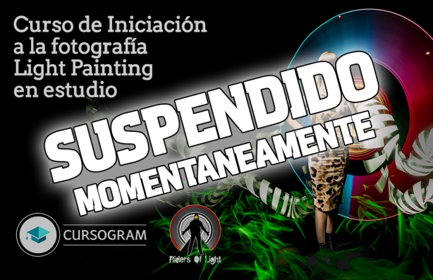 Cartel suspendido