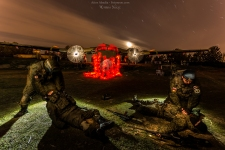 Military Workshop Riders of Light abril 2017