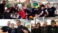 LPWA Roma meet-up 2017 Saturday Domus Romana 2