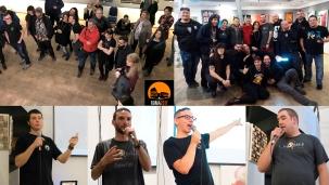 LPWA Roma meet-up 2017 Saturday Domus Romana 3