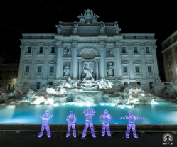 Riders of Light Rome 2017