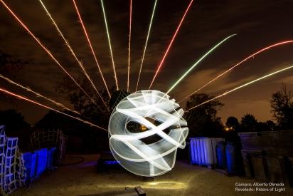 Demostración esferas Tom Hill