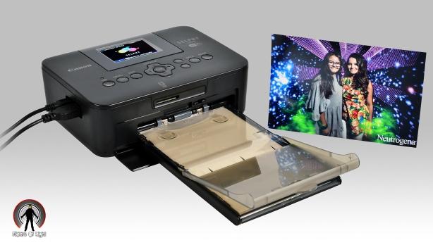 Impresora Canon WEB