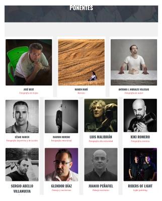 Cartel ponentes WEB