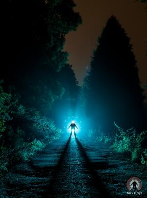 """Lights in the fog"""