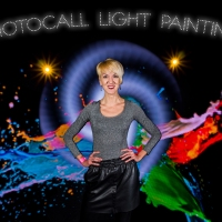 Photocall Light Painting