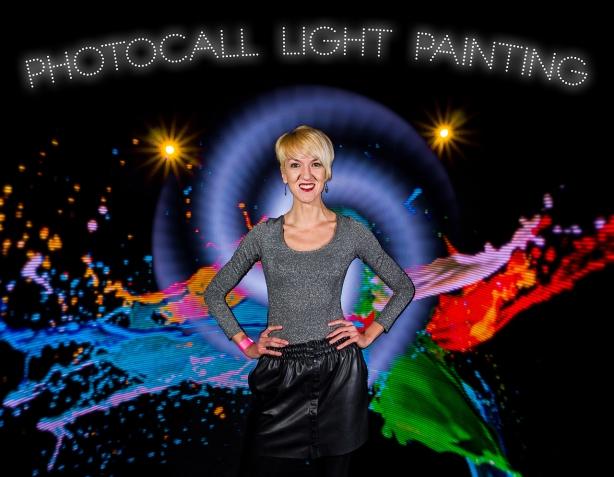 Photocall Light painting