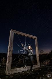 """Lady Spider"""